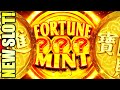 ★NEW SLOT!★ I WANT THAT 1000X!! 😛 FORTUNE MINT Slot Machine (KONAMI)