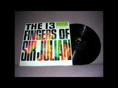 Sir Julian Gould   Canadian Sunset 1962 Thirteen Fingers Of RCA organ 1962 Hugo Luigi