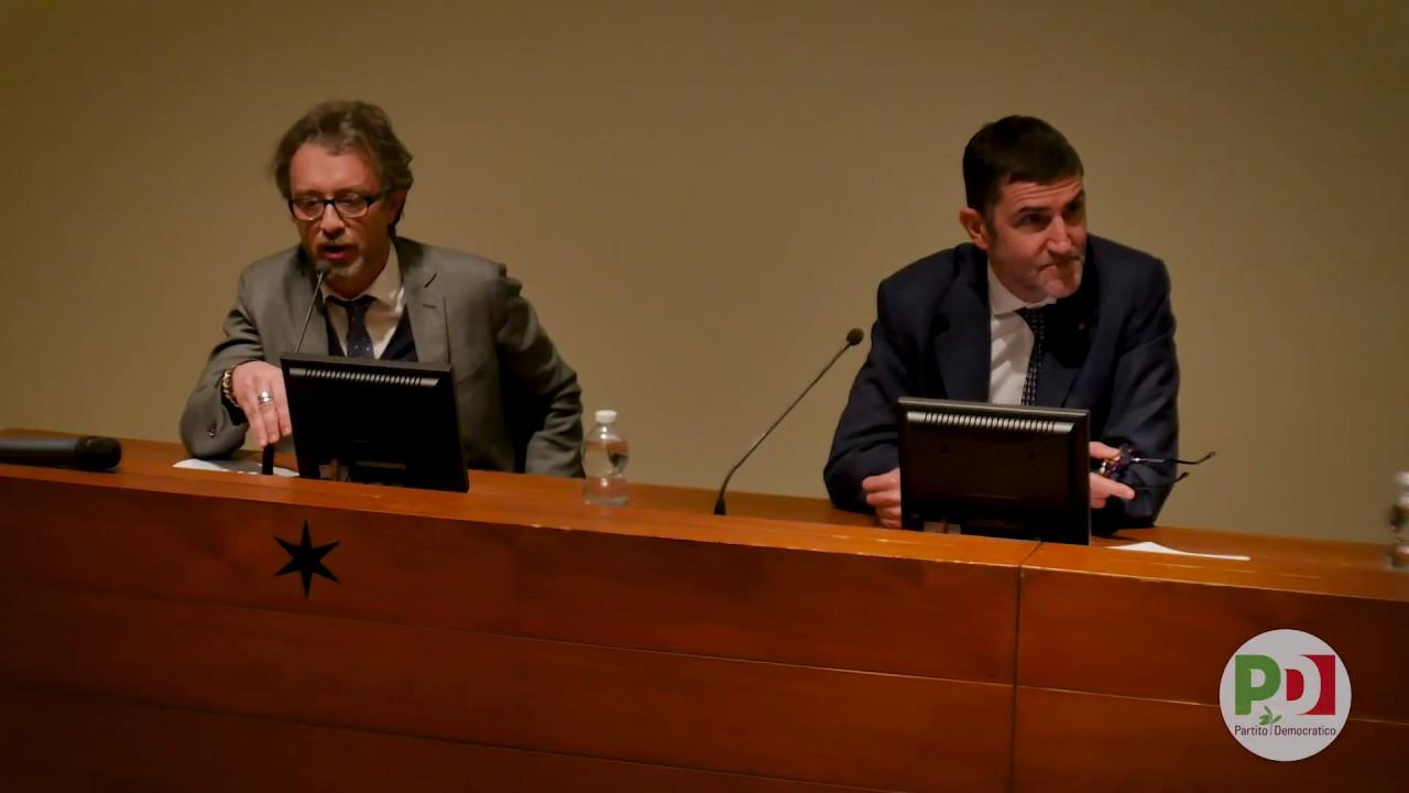 Politiche 2018 conferenza stampa di presentazione dei for Carretta arredamenti torino