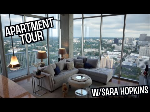 Make APARTMENT TOUR!  |  Sara Hopkins Snapshots