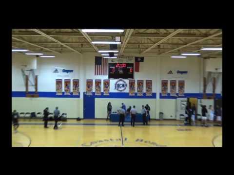 Coastal Bend College Men's Cougar Basketball - November 1, 2016
