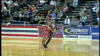 2015 us roller nationals wc team dance compulsory mark cropley emily clark 1