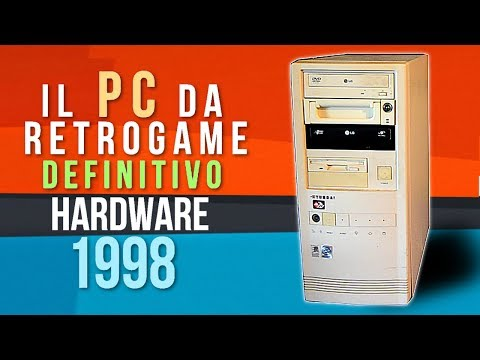 Il PC da Retrogame Definitivo ● Panoramica sull'Hardware (1998, Pentium MMX)