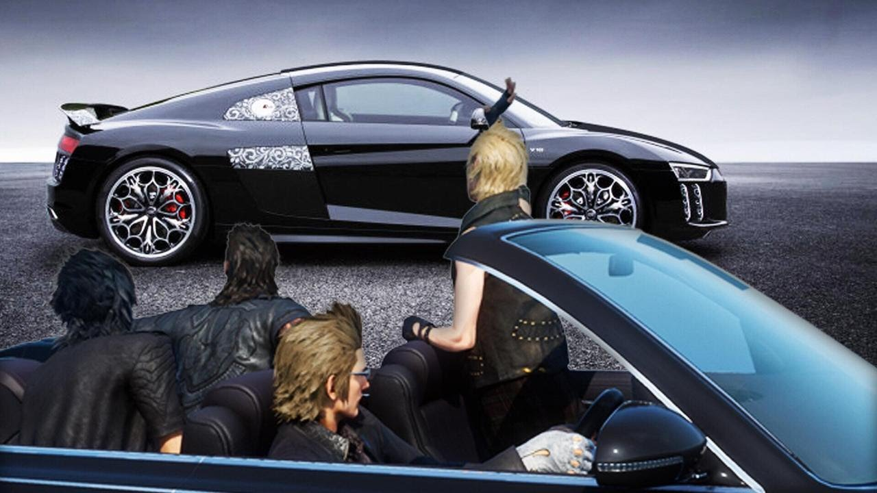 This Final Fantasy Xv Car Is Cool But Not 470 000 Cool Up At Noon Live Youtube