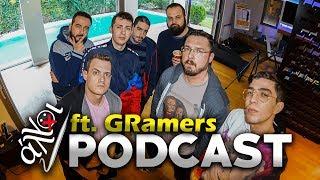 ΑΛΛΟΙ Podcast παρέα με GRamers!