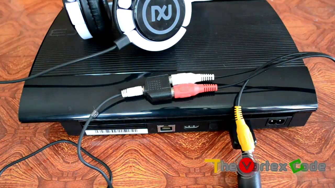 How To Use Any 3 5mm Microphone Heet With The Ps3 Usb Sound Card