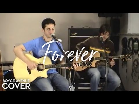 Forever - Chris Brown (Boyce Avenue Acoustic Cover) On Spotify & Apple