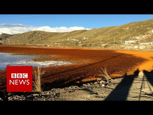 Is this city the most polluted on earth? - BBC News