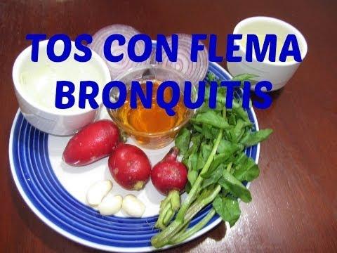Bronquitis en ninos tratamiento natural