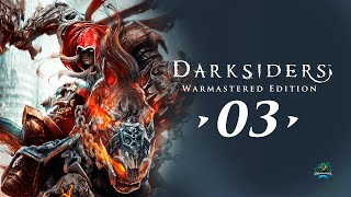 Darksiders Warmastered Edition #03 - Gameplay PC