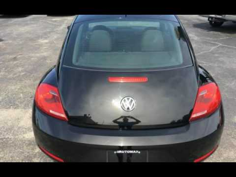2014 Volkswagen Beetle-Classic 1.8T Entry PZEV for sale in JACKSONVILLE, FL