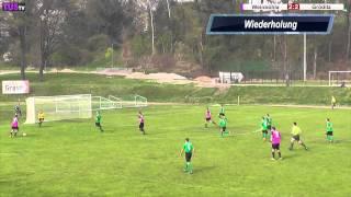 Highlights: 18. Spieltag KOL Meißen TuS Weinböhla - FV Gröditz 1911