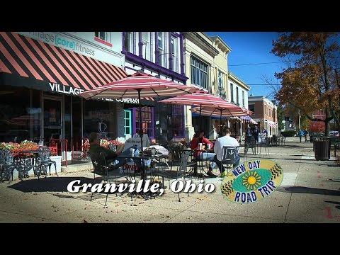 New Day Cleveland - Granville, Ohio Road Trip  11-16-2015