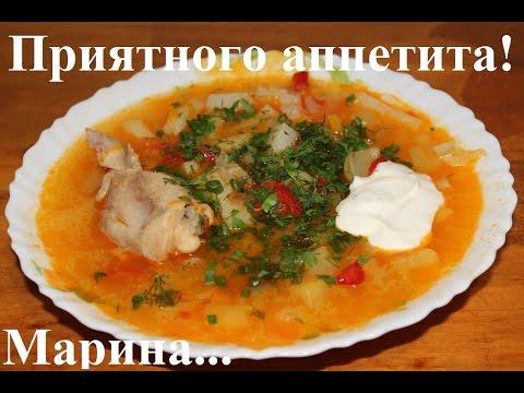 Суп кабачковый в мультиварке