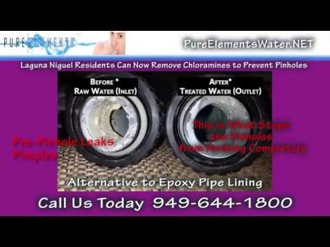 Laguna Niguel Pinhole Leaks in Copper Pipes Prevention Method