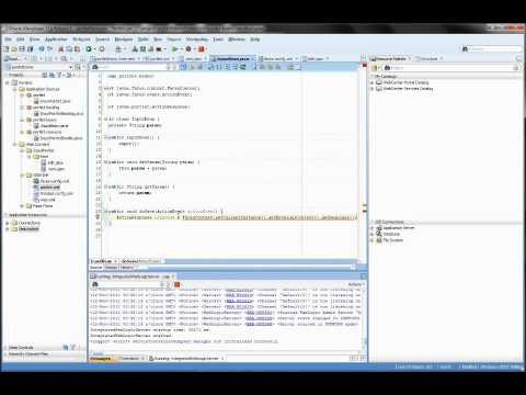 Inter Portlet Communication with WebCenter Portal