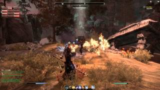 The Elder Scrolls Online: Tamriel Unlimited 12 Man Raid (Aetherian Archive) @ 1440p