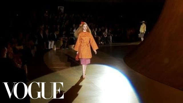 Fashion Show – Marc Jacobs: Spring 2011 Ready-to-Wear