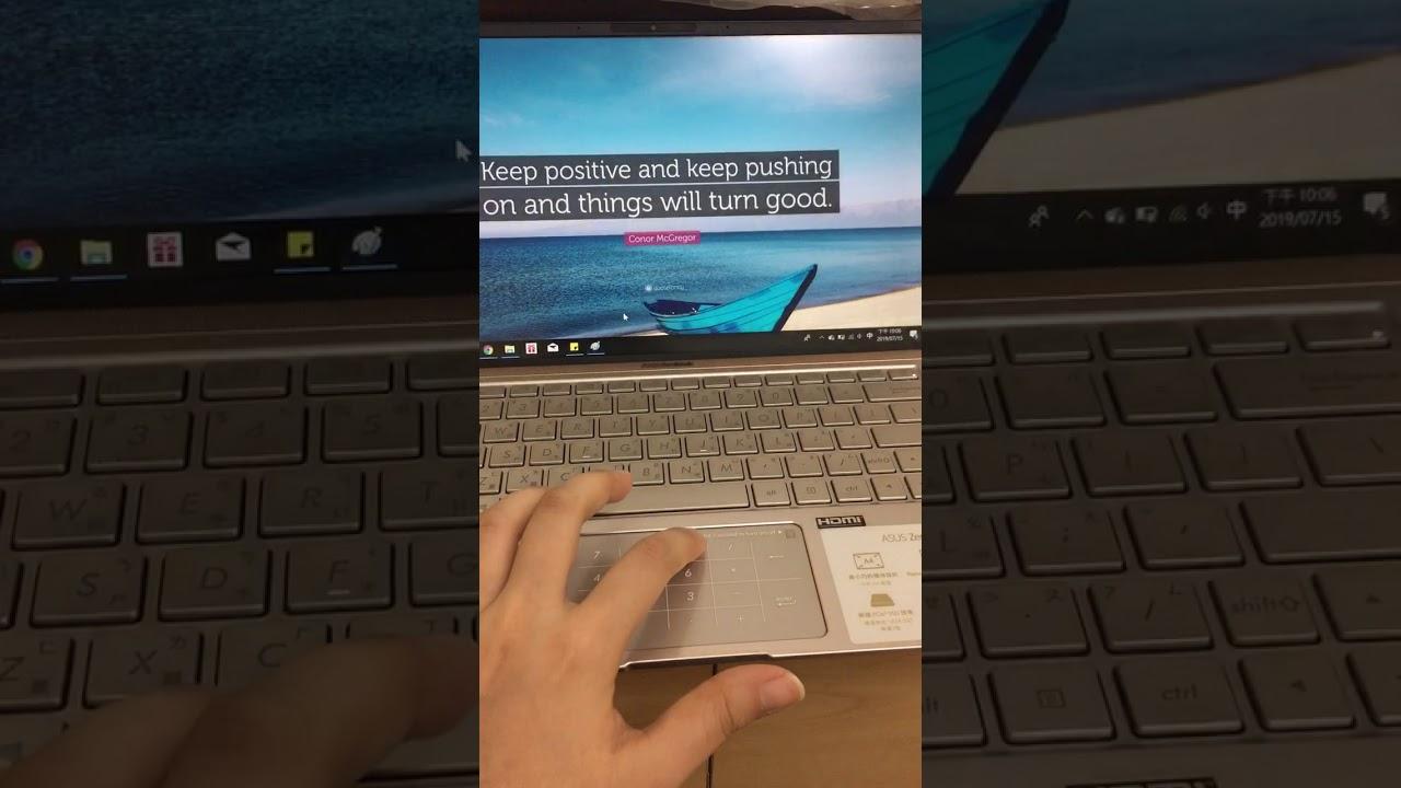 筆電 觸控板 問題 - YouTube