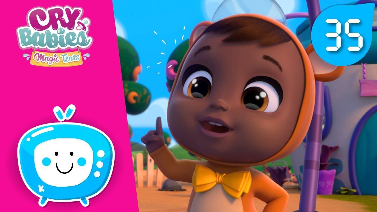 😱 SUPER COLEÇÃO 😱 CRY BABIES 💦 MAGIC TEARS 💕 DESENHOS para crianças em PORTUGUÊS