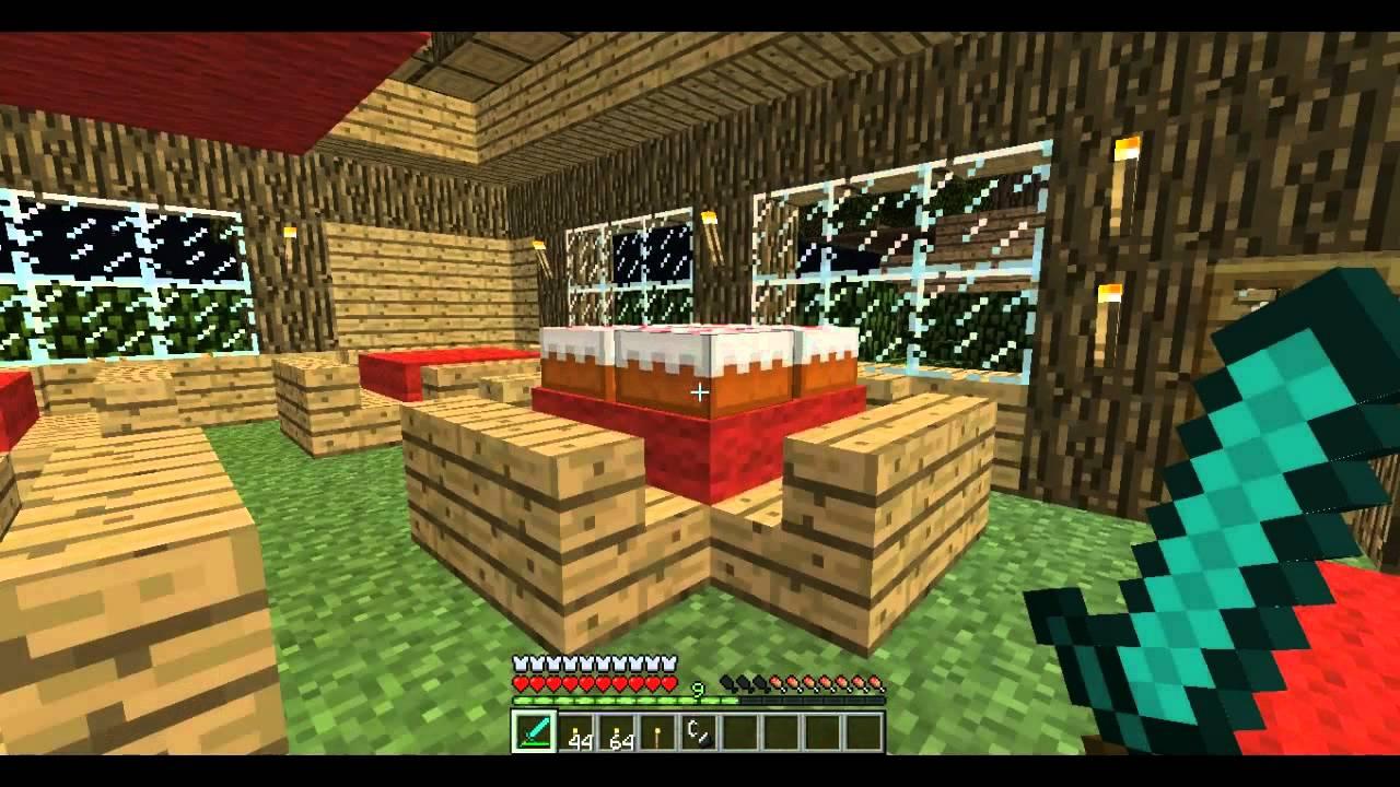 Minecraft mondo 1 la casa sull 39 albero youtube - Casa sull albero minecraft ...
