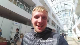 #3 AstanaFloraExpo, Village и AstanaInteriorDesign 2017 - Выставки изнутри, (заезд участников)