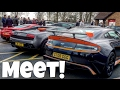 UK Cars and Coffee Meet   Essex Car Meet 2017
