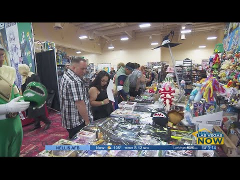 The Amazing Las Vegas Comic Con Returns This Weekend