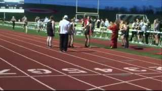 Chillicothe Track and Field Highlights and interview with Coach Shaffer