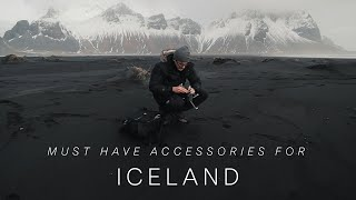 Must-Have Photography Accessories f๐r Iceland / Plus Bonus Tips
