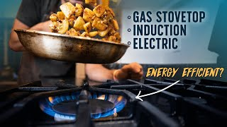 Gas, Induction, Electric: The Complete Guide to Kitchen Stovetops