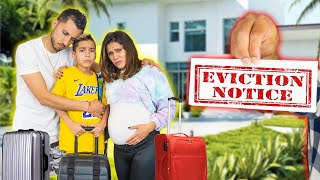 We Have SHOCKING NEWS! **WE MUST LEAVE** 😢 | The Royalty Family