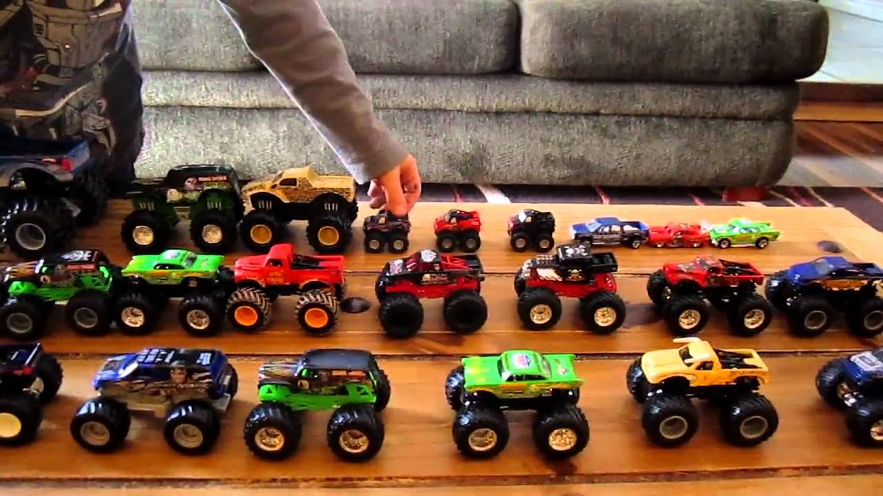 Toy Monster Truck Review Youtube