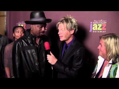 Brian Culbertson & Friends interview at his Napa Valley Jazz Getaway 2013