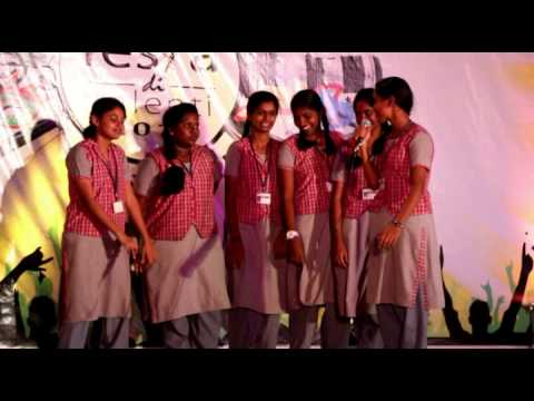 Inter School Cul Fest St Bedes San Thome Youtube