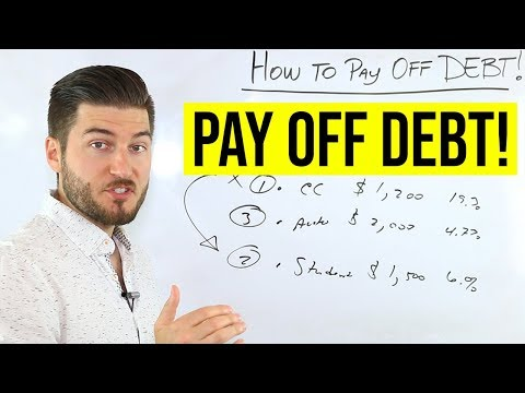 How To Pay Off Debt (Debt Snowball vs Debt Avalanche)