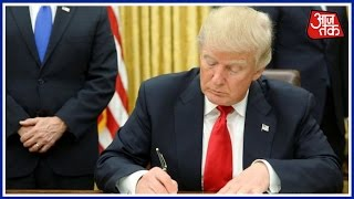Dastak: Donald Trump Begins Overhaul As First Executive Orders Signed