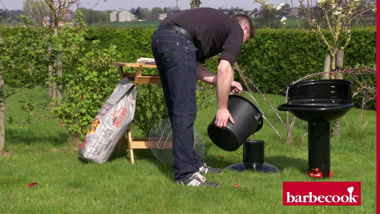 Barbecook Holzkohlegrill Carlo Test : Wie ein holzkohle grill anzünden barbecook youtube
