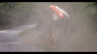 Video resumen del Rallye Ribeira Sacra, en el que la victoria era p...