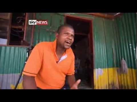 Marikana Massacre Survivors On Justice March