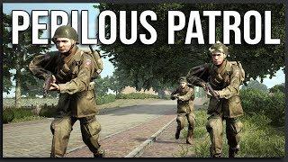 Perilous Patrol - Post Scriptum Gameplay (World War 2 Squad)