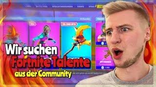 BEWEISE dich unter 100 ZUSCHAUERN in FORTNITE 😱🔥 CUSTOM GAMES 🏆 │Fortnite deutsch