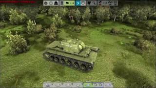 Мега Реалистичная Стратегия про Вторую Мировую Войну на ПК ! Graviteam Tactics Mius Front