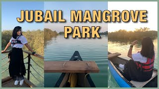 Things to do inAbuDhabi Jubail Mangrove Park