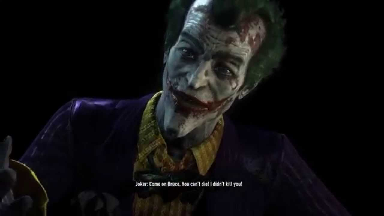 Bane Quotes Wallpapers Batman Arkham Knight All The Joker Game Over Death