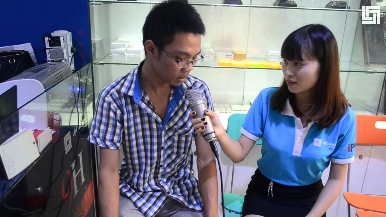 Ý kiến khách hàng – Anh Quý – Ninh Bình – Sinh viên Đại học Giao thông Vận tải