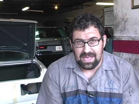 QA#17 glow plug light wont come on explained by Pierre Hedary - YouTube