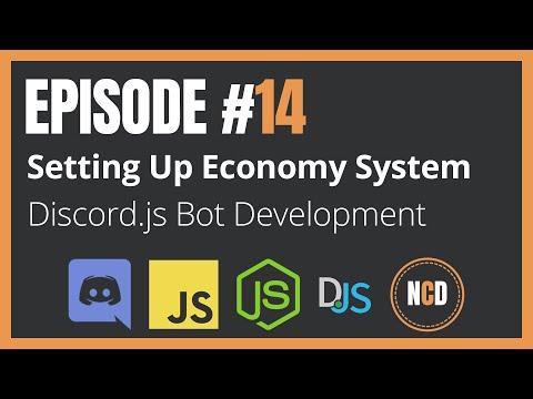EPISODE 14 | Setting Up Economy Bot | Discord.js Development thumbnail