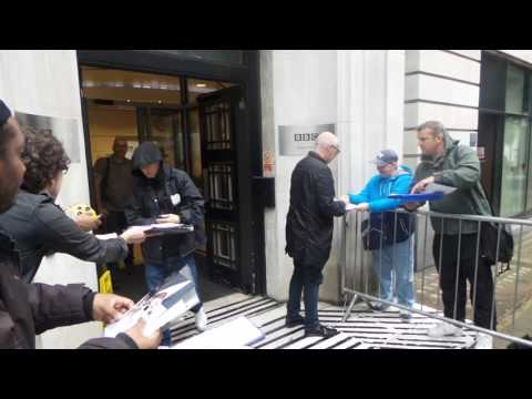 Chris Lowe And Neil Tennant Of Pet Shop Boys In London 16 09 2016