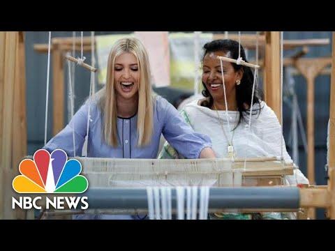 Ivanka Trump Pushes Economic Empowerment For Women On Africa Trip | NBC News
